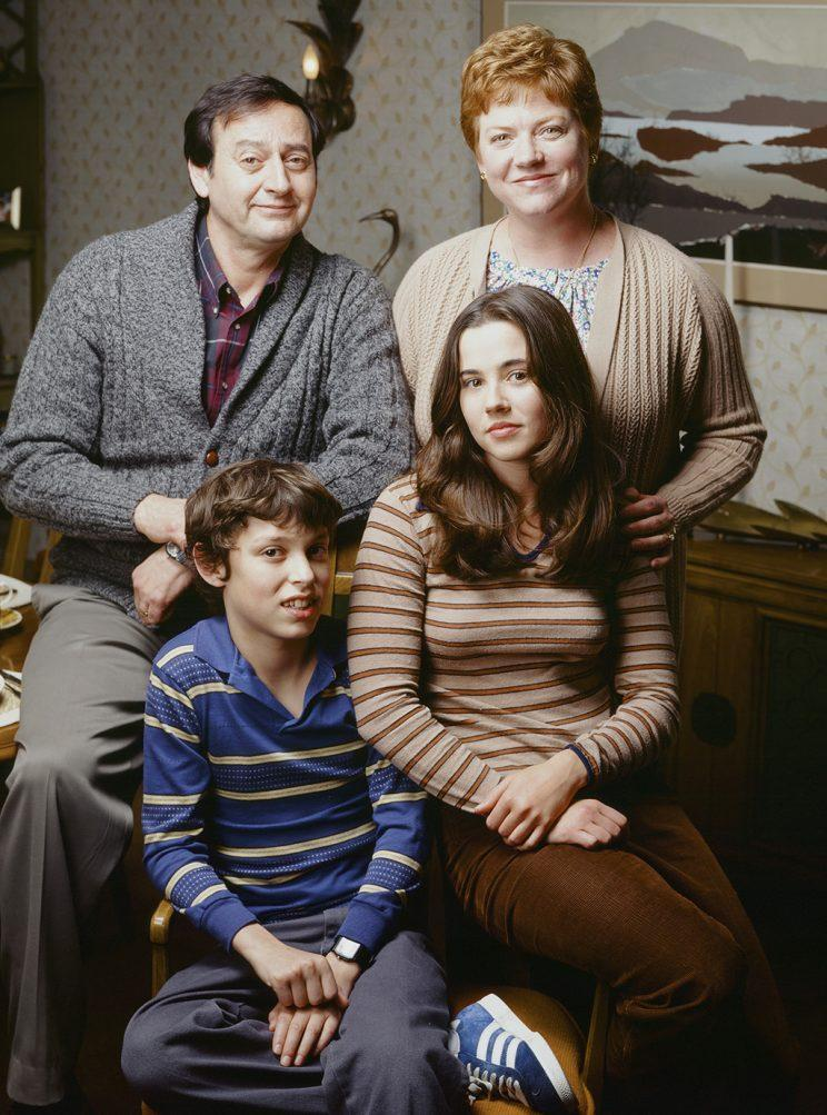 The Weir family from 'Freaks and Geeks' (Photo by: Chris Haston/NBC/NBCU Photo Bank via Getty Images)