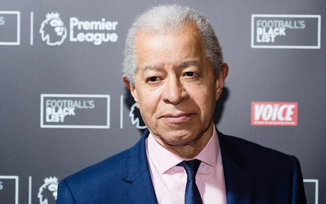 Lord Ouseley has issued a stark warning - Getty Images Europe
