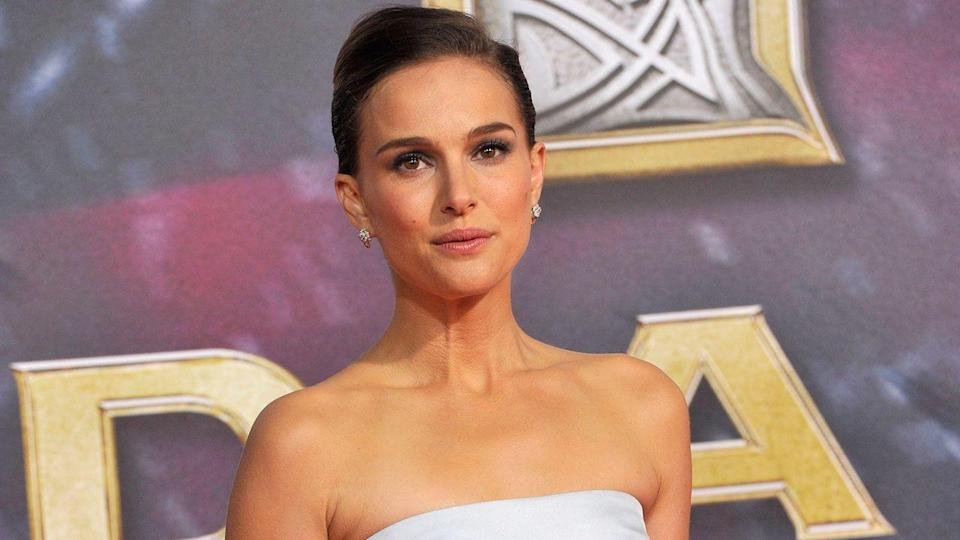 <p>REAL NAME: Natalie Hershlag. REASON: Pretty obvious really. Portman is her maternal grandmother's maiden name. </p>
