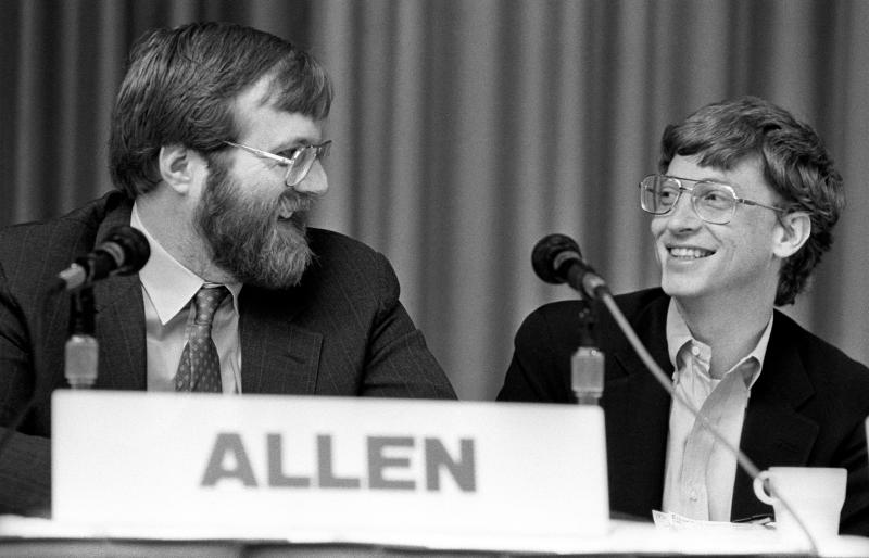 Paul Allen Was So Much More Than Microsoft's Co-Founder