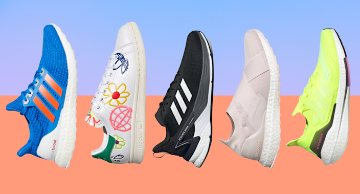 Save up to 50% on sneakers during Adidas's end-of-season sale (Photos via Adidas)