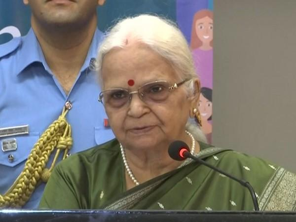 Former Governor of Goa Dr Mridula Sinha (File Photo))
