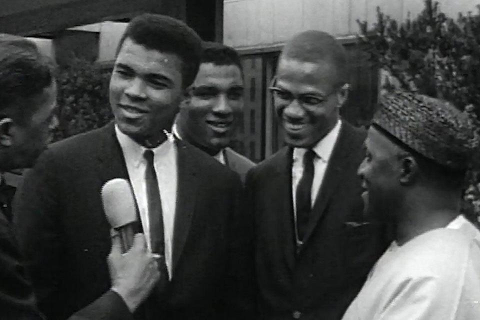"""<strong><em>Blood Brothers: Malcolm X and Muhammad</em></strong> <em><strong>Ali </strong></em><br><br>For those who enjoyed Regina King's <em>One Night In Miami</em>, this documentary explores the real-life friendship between boxing champion Muhammad Ali and civil rights activist Malcolm X. Featuring never-before-seen footage, the documentary tells the story behind the <em><a href=""""https://www.amazon.co.uk/dp/B06XC75ZQ1/ref=dp-kindle-redirect?_encoding=UTF8&btkr=1"""" rel=""""nofollow noopener"""" target=""""_blank"""" data-ylk=""""slk:Blood Brothers"""" class=""""link rapid-noclick-resp"""">Blood Brothers</a></em><a href=""""https://www.amazon.co.uk/dp/B06XC75ZQ1/ref=dp-kindle-redirect?_encoding=UTF8&btkr=1"""" rel=""""nofollow noopener"""" target=""""_blank"""" data-ylk=""""slk:book"""" class=""""link rapid-noclick-resp""""> book</a>, discussing the pair's famous relationship and their shared spiritual beliefs.<br><br>Available 9th September<span class=""""copyright"""">Photo Courtesy of Netflix.</span>"""