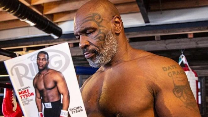 Legenda tinju dunia, Mike Tyson