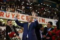 Turkey's Erdogan returns as ruling party boss after referendum