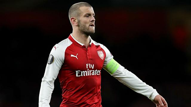 After scoring his first Arsenal goal since May 2015, Jack Wilshere praised his side's positive approach in the 6-0 win over BATE.