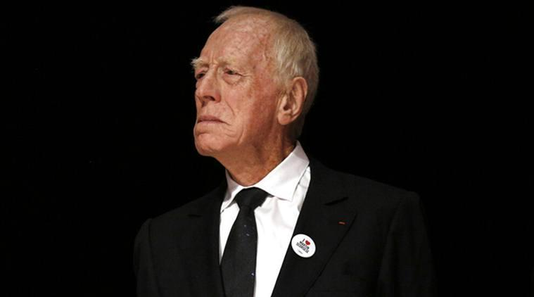 Max von Sydow died at the age of 90