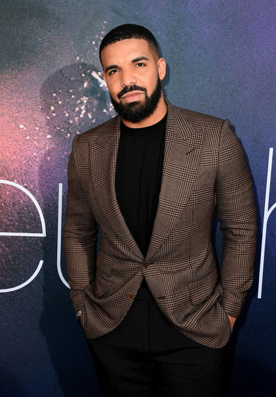 <p>Rapper Drake was born Aubrey Drake Graham in Canada on 10-24-1986. </p><p>Also on this day: <br>Shenae Grimes <br>Kevin Kline <br></p>