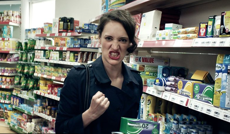 "<p>Contrary to the scrappy-sounding title, <em>Fleabag</em> is a hilarious and heartbreaking comedy that highlights what it's like to be a single woman alone in a big city. </p><p><strong>How to Watch:</strong> <em>Fleabag</em> is available on <a href=""https://www.amazon.com/dp/B01J4SST1K/?tag=syn-yahoo-20&ascsubtag=%5Bartid%7C10063.g.35536528%5Bsrc%7Cyahoo-us"" rel=""nofollow noopener"" target=""_blank"" data-ylk=""slk:Amazon Video"" class=""link rapid-noclick-resp"">Amazon Video</a>.</p>"