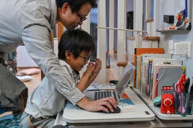 Child's play: Coding booms among Chinese children