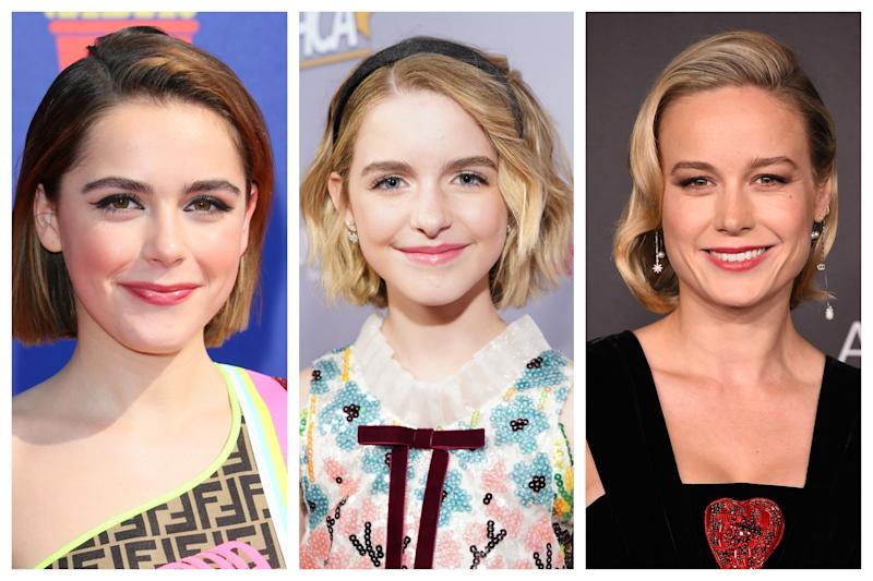 Even Mckenna Grace Is Amazed That She Looks Like Kiernan Shipka and Brie Larson