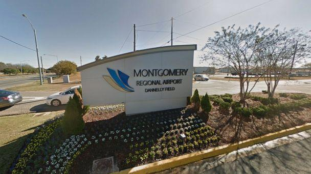 PHOTO: Montgomery Regional Airport (Dannelly Field) is the home of the Alabama Air National Guard's 187th Fighter Wing. (Google Maps Street View)