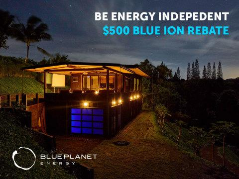 Blue Planet Energy Responds to California Energy Crisis with Fire-Safe Lithium Ion Battery Incentive