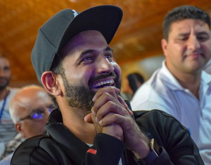 Irfan Pathan waded into the toxic swamp that is political Twitter earlier this year.