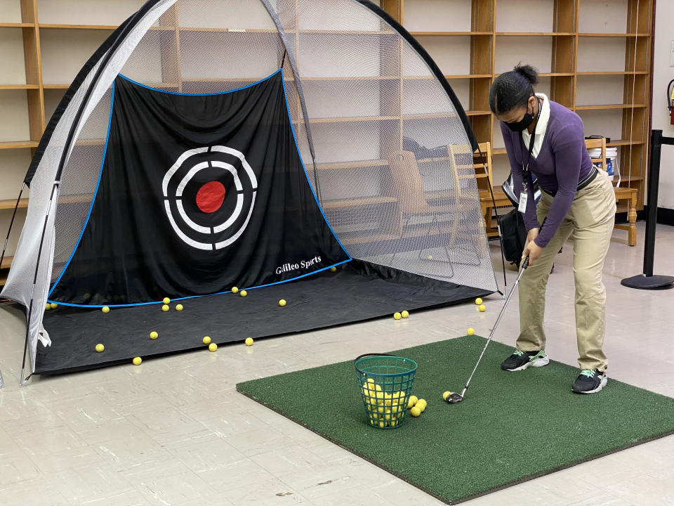 Since 2001, Midnight Golf has given the same sorts of opportunities for teens to learn about worlds they never would have known otherwise. (Courtesy of Midnight Golf)