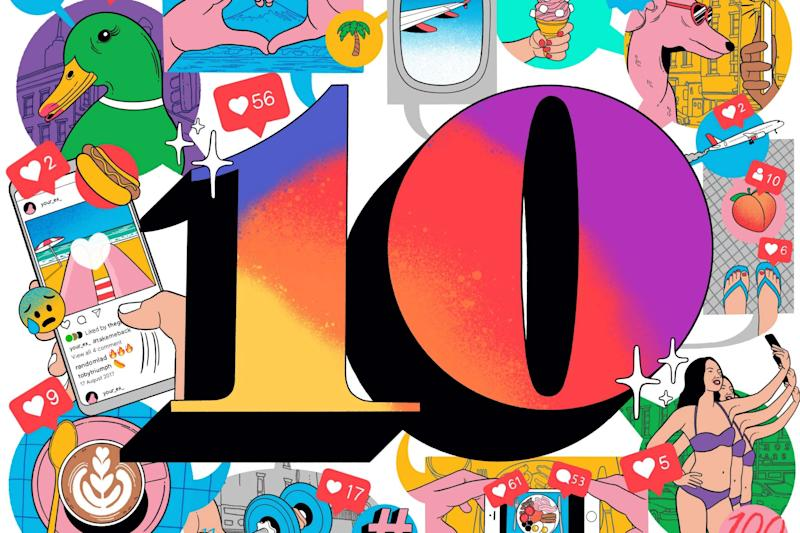 10 years of Instagram: Toby Triumph