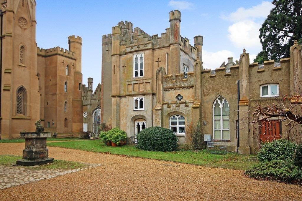 <p>£650,000: The Keep is part of a major conversion of the grand country house known as Hadlow Castle, in Kent. Dating from the late-1800s, it is a Grade II-listed structure and is one of a number of individual homes to spring from the castle. </p>