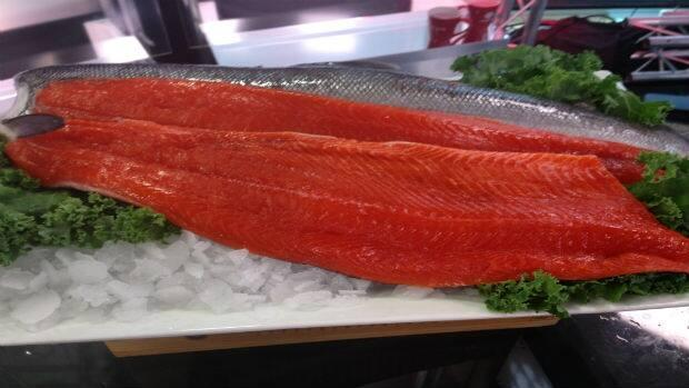 Sockeye salmon is a prized fish for human consumption owing to its bright red colour and taste.