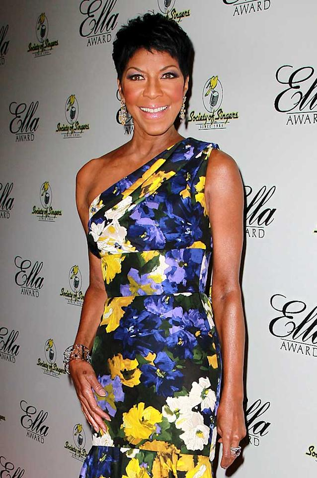 "February 6: Natalie Cole turns 61 David Livingston/<a href=""http://www.gettyimages.com/"" target=""new"">GettyImages.com</a> - June 1, 2010"