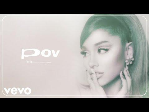 """<p>The final track on Ariana Grande's new """"Positions"""" album, this quiet R&B ballad explores her relationship with fiancé Dalton Gomez.</p><p><a href=""""https://www.youtube.com/watch?v=nQJEp-k-ogs"""" rel=""""nofollow noopener"""" target=""""_blank"""" data-ylk=""""slk:See the original post on Youtube"""" class=""""link rapid-noclick-resp"""">See the original post on Youtube</a></p>"""