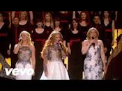 """<p>This all-female musical ensemble fuses traditional Irish song with contemporary notes in an effort to celebrate the colorful history of Ireland. Get into the <a href=""""https://www.womansday.com/life/g25176010/best-christmas-bible-verses-for-cards/"""" rel=""""nofollow noopener"""" target=""""_blank"""" data-ylk=""""slk:Christmas spirit"""" class=""""link rapid-noclick-resp"""">Christmas spirit</a> with their rendition of this jubilee that welcomes Jesus to life.</p><p><a href=""""https://www.youtube.com/watch?v=Xw38pGhPXIk"""" rel=""""nofollow noopener"""" target=""""_blank"""" data-ylk=""""slk:See the original post on Youtube"""" class=""""link rapid-noclick-resp"""">See the original post on Youtube</a></p>"""