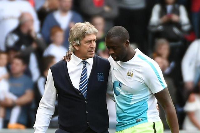 Yaya Toure and Salomon Rondon on West Ham's radar as Manuel Pellegrini plans to attack the transfer market