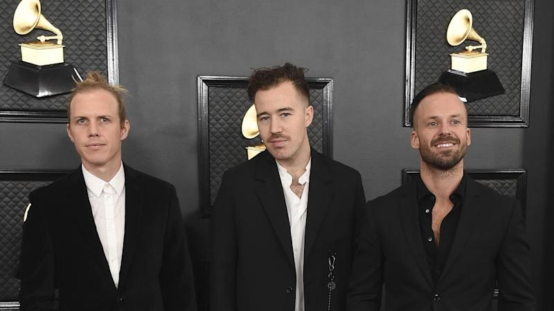 Australian group Rufus Du Sol haven't managed to win a Grammy award for best dance/electronic album