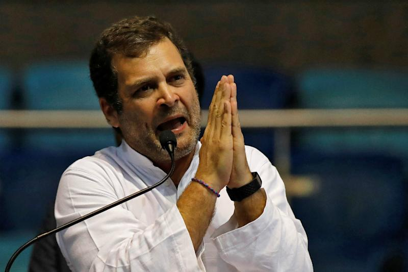 Did Rahul Gandhi's Supporters Really Cry After His Election Defeat? Here's a Fact Check