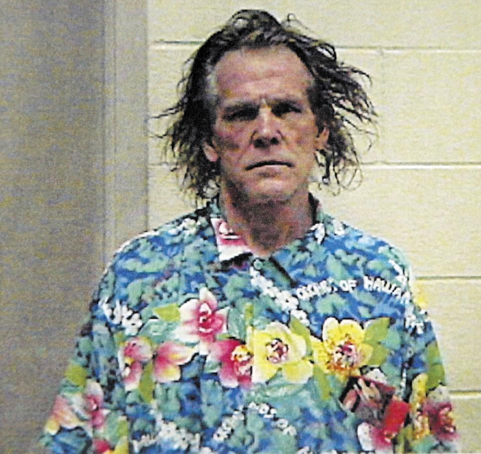 Nick Nolte's arrest photograph from 2002. (Photo: The California Highway Patrol/Getty Images)