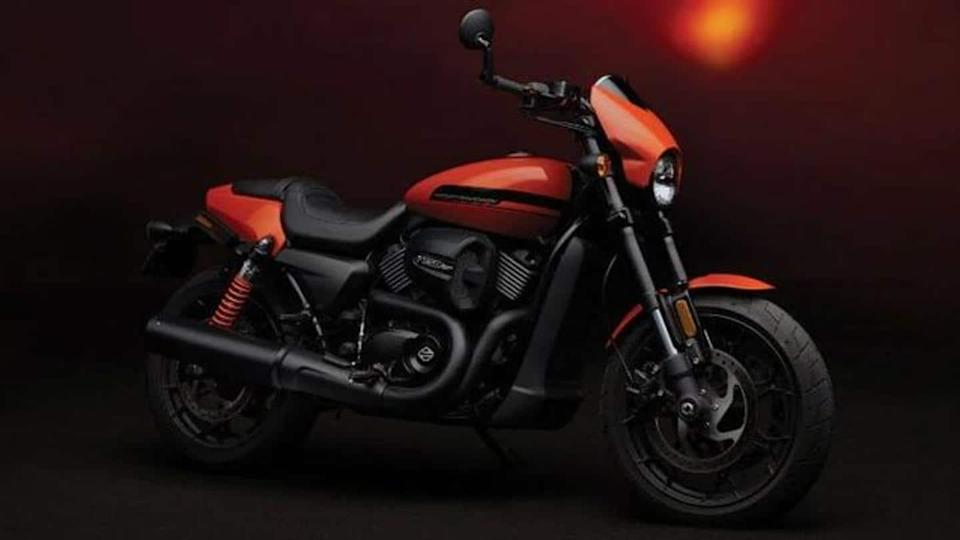 Harley-Davidson Street Rod motorcycle becomes cheaper in India