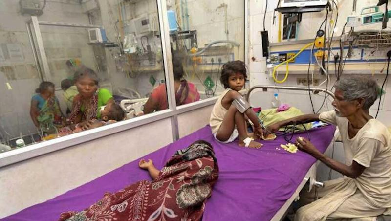 Acute Encephalitis Syndrome in Bihar: 1 More Affected With AES Admitted to Muzaffarpur Hospital, Toll Rises to Seven