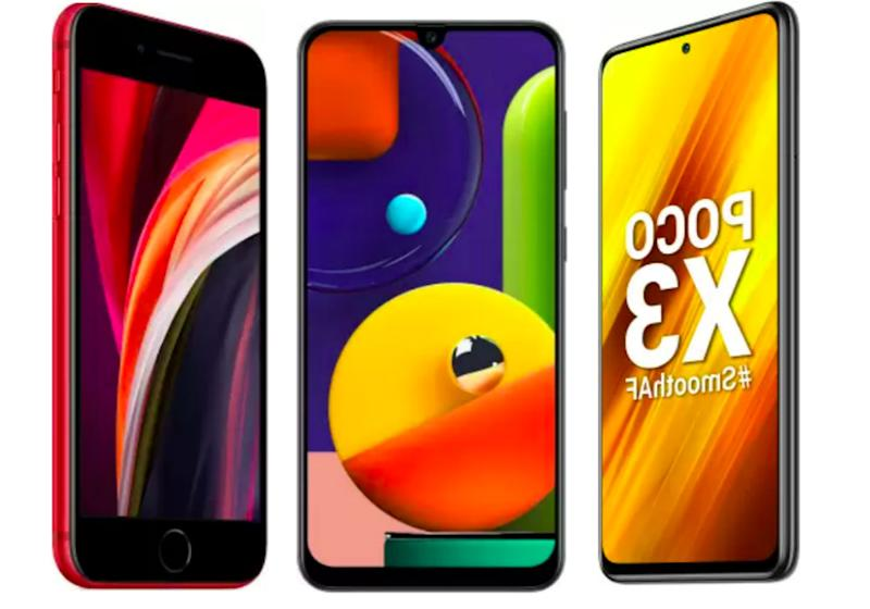 Flipkart's Big Billion Sale: Best deals on smartphones under Rs. 50,000/-