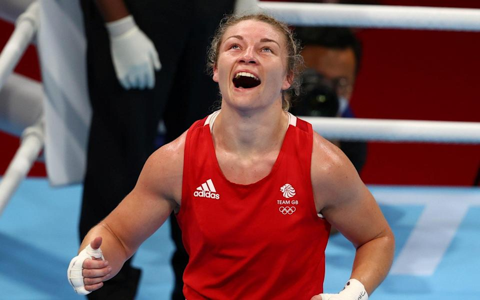 Tokyo Olympics 2020, live: Lauren Price wins place in middleweight boxing final after superb display - REUTERS