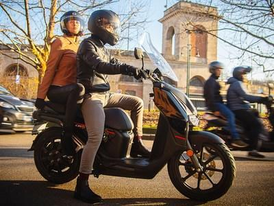 Now available in Canada (CNW Group/Motorino Electric Cycles)
