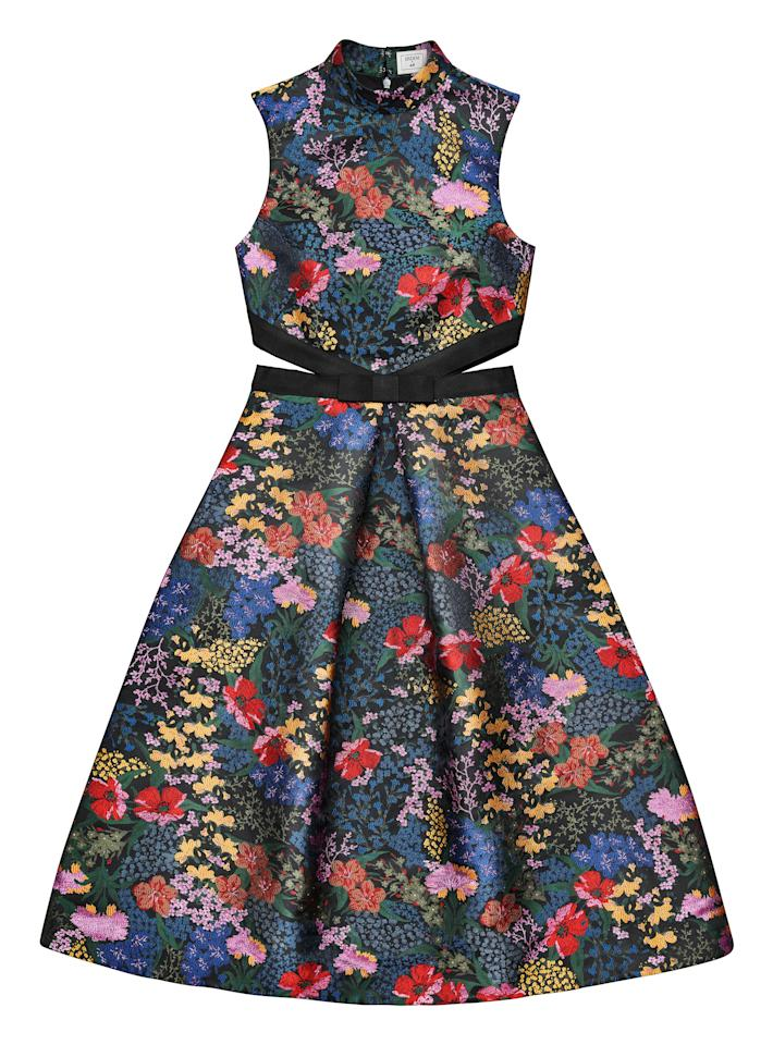 """<p>When you think of Erdem, what first springs to mind? Florals, of course. And the first item on our wish list is this cut-out sleeveless dress. We'll be teaming ours with box-fresh trainers and heels come evening. <em><a rel=""""nofollow"""" href=""""http://www2.hm.com/en_gb/index.html"""">H&M</a>, £119.99</em> </p>"""