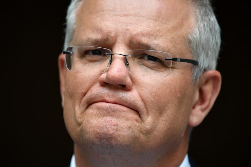 Prime Minister Scott Morrison has admitted he could have handled the bushfire victims' visits better.