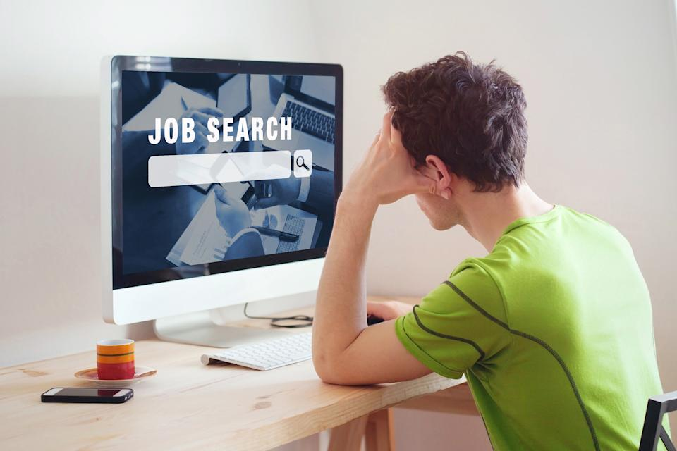 Job site Indeed has recorded a spike in overseas interest for UK employment Credit: Getty