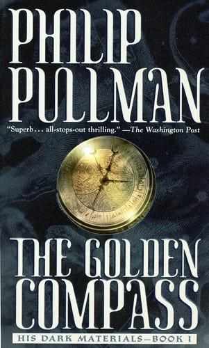 """""""The Golden Compass,"""" by Philip Pullman"""