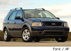 Federal safety officials are investigating complaints that the Ford Freestyle crossover vehicle can lunge unexpectedly when driving.