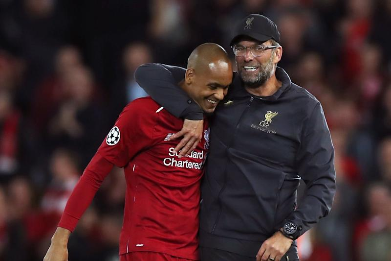 Liverpool man Fabinho delivers update on his mission to adapt to English football