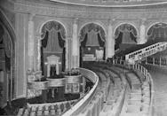 <p>The Fox Theatre opened in 1923 and showed many hit films, like <em>The Jazz Singer </em>and <em>The Grapes of Wrath.</em> It was demolished in 1980.</p>