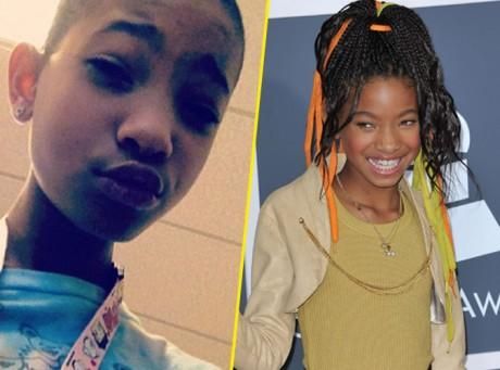 Willow Smith : la fille chérie de Will Smith s'est rasée la tête !