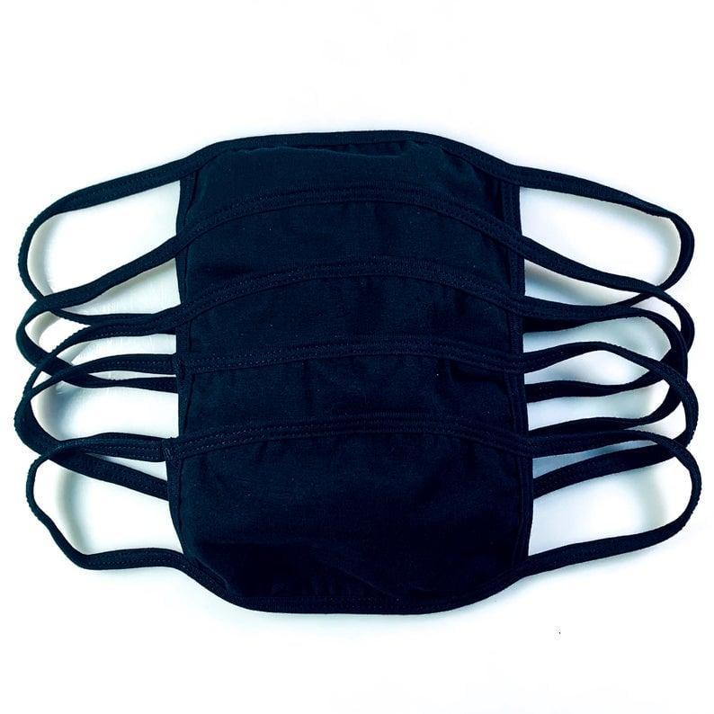 <p>This pack of <span>Made in LA Double Layered Washable Masks</span> ($13 for 5) will definitely come in handy. This is a great option to keep in your car at a moment's notice.</p>