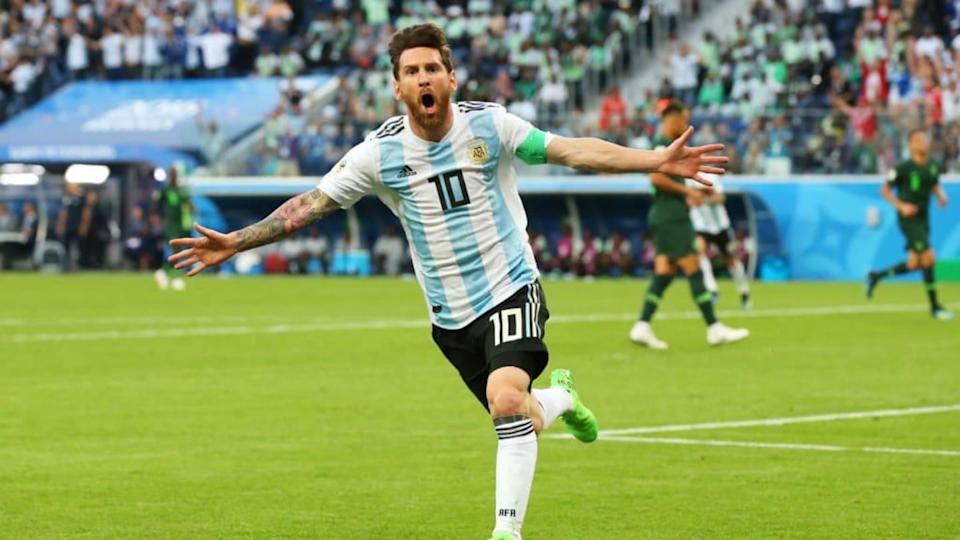 Argentina | Alex Livesey/Getty Images