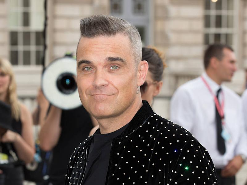 "Robbie Williams presenta un nuevo documental llamado ""Hunt The Skinwalker"""