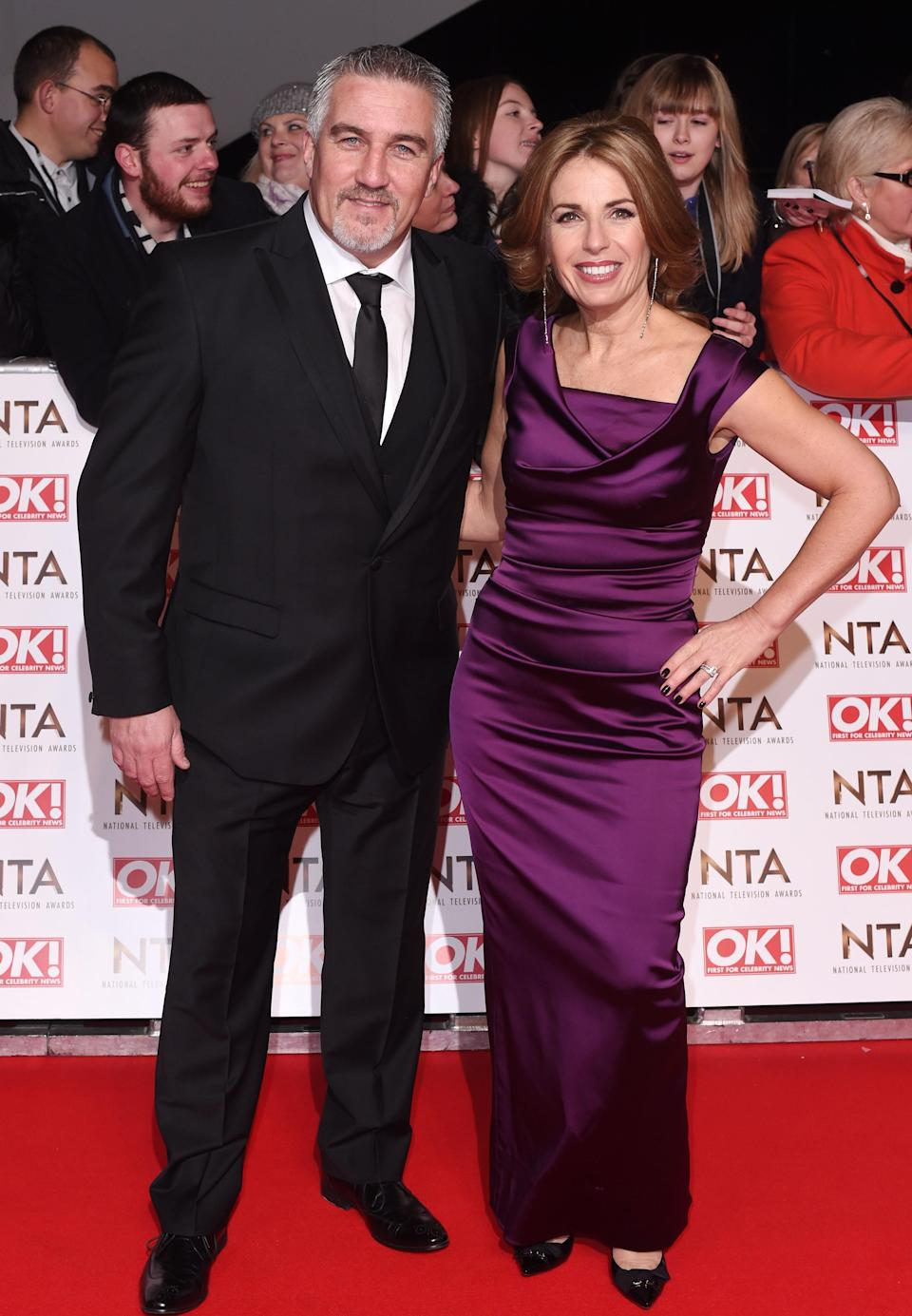Paul and Alexandra Hollywood were married for nearly 20 years. Copyright [David Fisher/REX/Shutterstock]