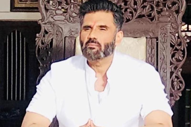 Suniel Shetty Reveals His Dream Cast for 'Dadhkan 2'