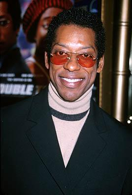 "Premiere: <a href=""/movie/contributor/1800023004"">Orlando Jones</a> at the Hollywood premiere of Touchstone's <a href=""/movie/1804361448/info"">Double Take</a> - 1/10/2001<br><font size=""-1"">Photo by <a href=""http://www.wireimage.com"">Pierre Leloup/WireImage.com</a></font>"