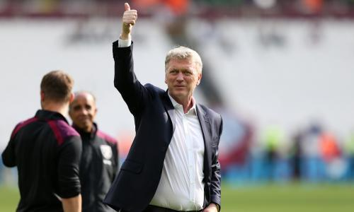 David Moyes set for talks over West Ham future next week