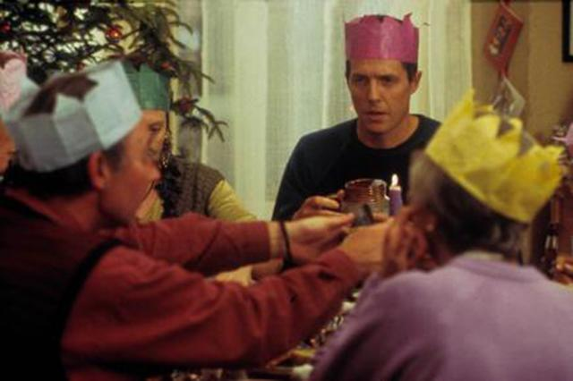 "<strong><em><h3>About a Boy</h3></em><h3>, 2002</h3></strong><h3><br></h3><br>Ah, the film that taught us about British Christmas crackers and what vegetarians eat on major holidays.<br><br><strong>Watch On: </strong>Netflix<span class=""copyright"">Photo: Courtesy Universal Pictures.</span>"